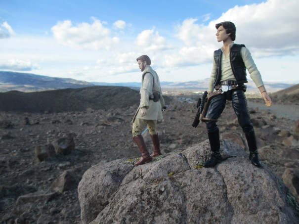 Star Wars Han Solo Obi-wan 02 1000w